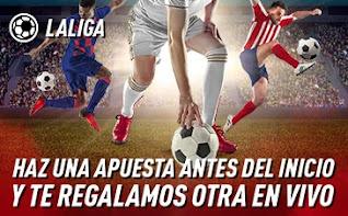 sportium promo jornada 16 La Liga 29-31 diciembre 2020