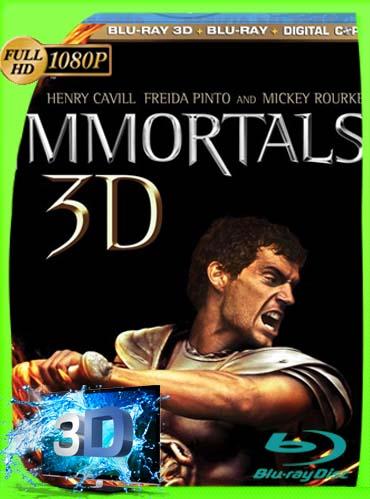 Immortals (2011) 3D SBS [1080p] Latino [GoogleDrive] SilvestreHD