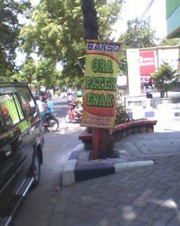 Jl Panglima SUdirman Bojonegoro