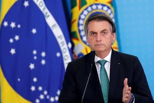 Brazilian police are investigating the leak of presidential data