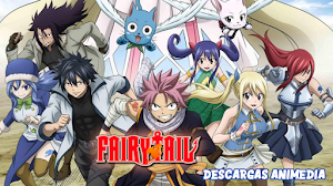 Fairy Tail 175/175 + Ovas Audio: Japones Sub: Español Servidor: Mediafire