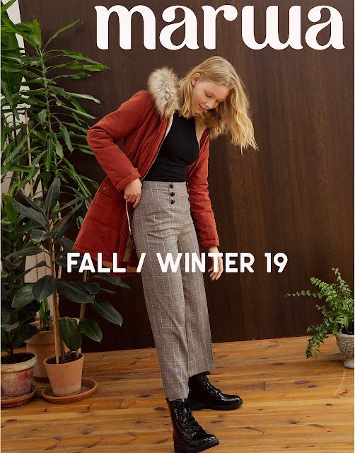 catalogue  marwa maroc automne hiver 2019