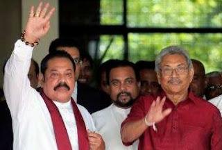 Gotabaya Rajapaksa, younger brother of former President Mahindra Rajapaksa