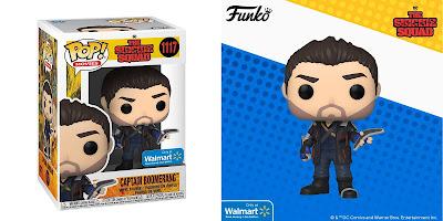 Walmart Exclusive The Suicide Squad Captain Boomerang Pop! DC Comics Vinyl Figure by Funko