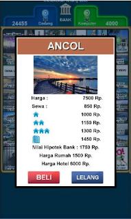 Monopoli Indonesia v1.0 Apk Full Bahasa Indonesia Terbaru 2018