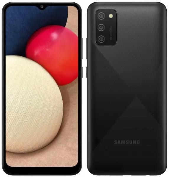 Samsung Galaxy A12 dan A02s