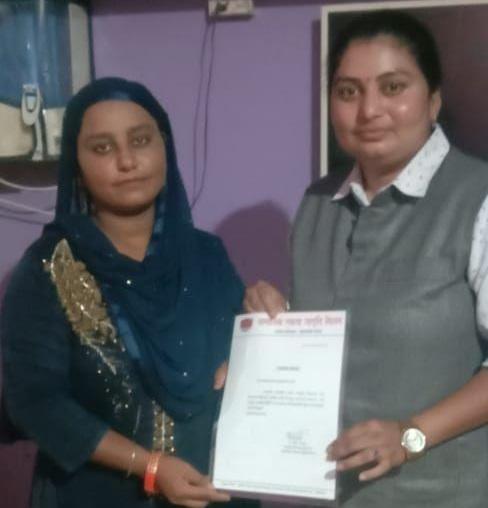 गुजरात के गिर सोमनाथ में सामाजिक एकता और जागरूकता मिशन के जिला अध्यक्ष के रूप में महिलाएँ चुनी गईं