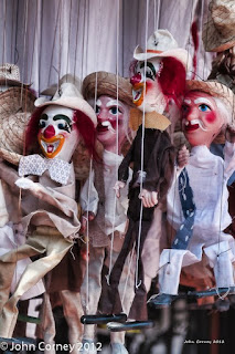 Olvera Street Marionettes