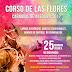 Corso por Carnavales en Arequipa, Corso de las Flores 2017 - 25 febrero