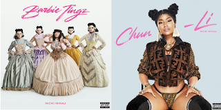 Nicki Minaj - Barbie Tingz - Chun-Li