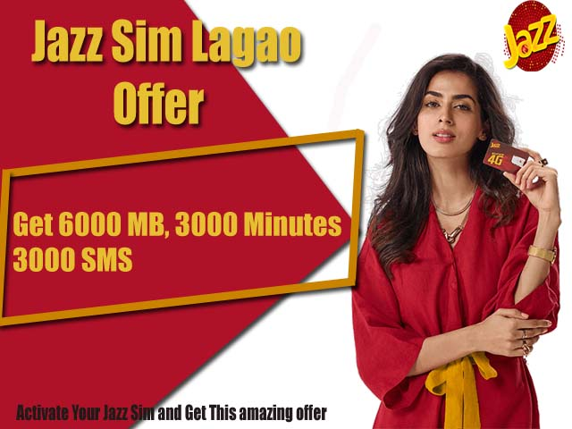 Jazz Sim Lagao Offer | Jazz Sim Lagao Offer code
