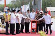 Senator Jihan Mendukung Presiden Jokowi Melanjutkan Program Nawa Cita Pembangunan Infrastruktur Jilid II