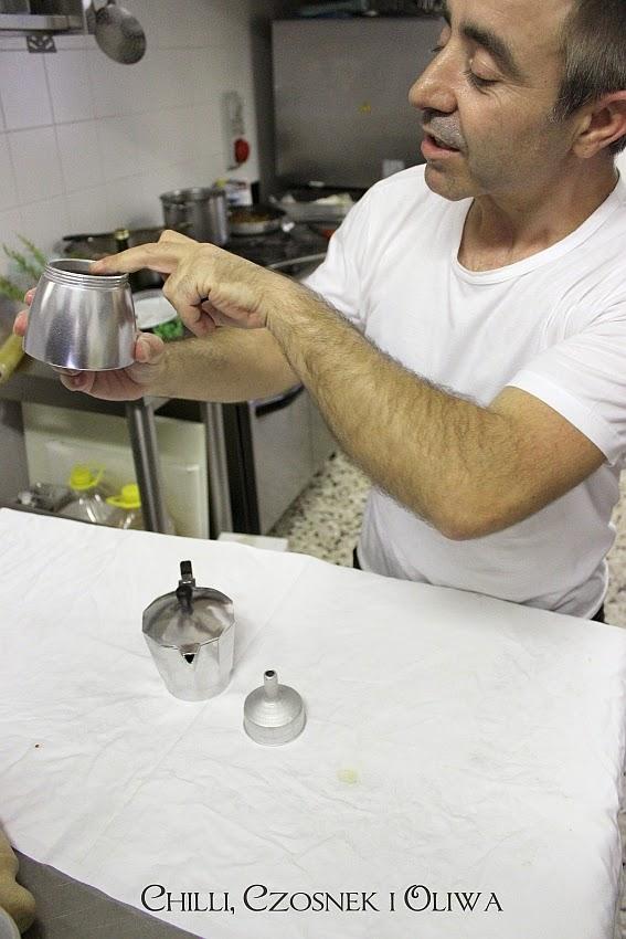 Toskania gdzie lekcja gotowania