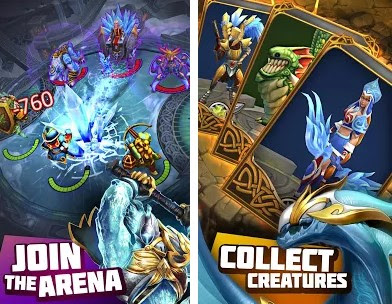 etherlords arena for android
