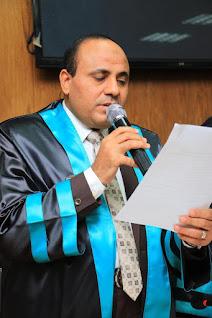 كويتي سافر إلى سوهاج رغم كوفي ١٩  للحصول على الدكتوراه في التربية