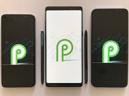 Android 9 pie, android