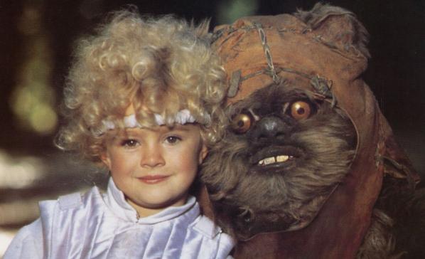 Resultado de imagem para Caravan of Courage: An Ewok Adventure