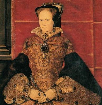 Η Μαρία Α΄ της Αγγλίας