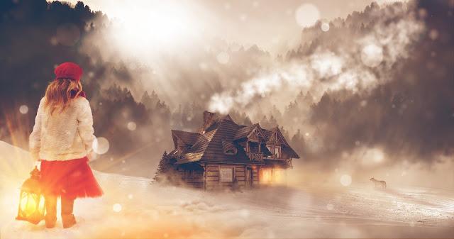 Apa yang Terjadi Selama Badai Es, Jim Heynen