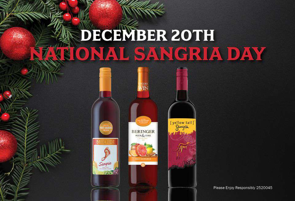 National Sangria Day Wishes Images download