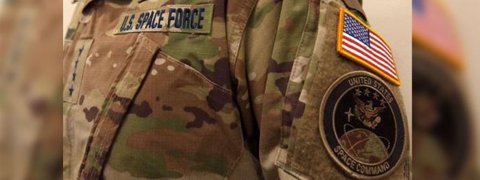 uniforme camuflado força espacial eua