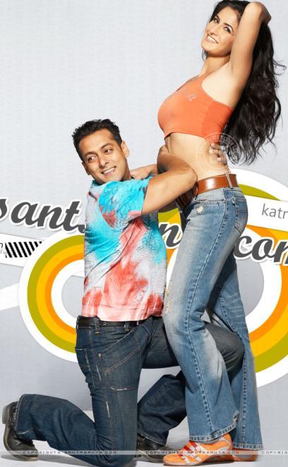 Only-Katrina Katrina Kaif With Salman Khan-6141