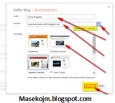 Cara Membuat Blog dengan Mudah dan Cepat untuk Pemula