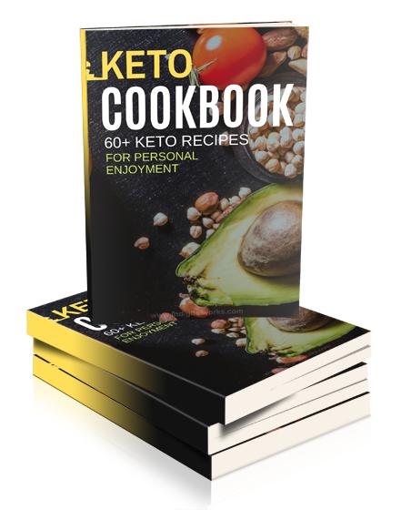 KETO COOKBOOK  recipes for fitness