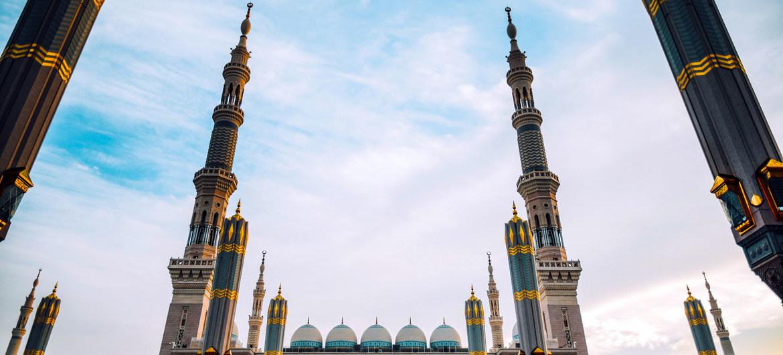 Ini Dia Miliarder Muslim yang akan Bangun Masjid Supermegah di Inggris