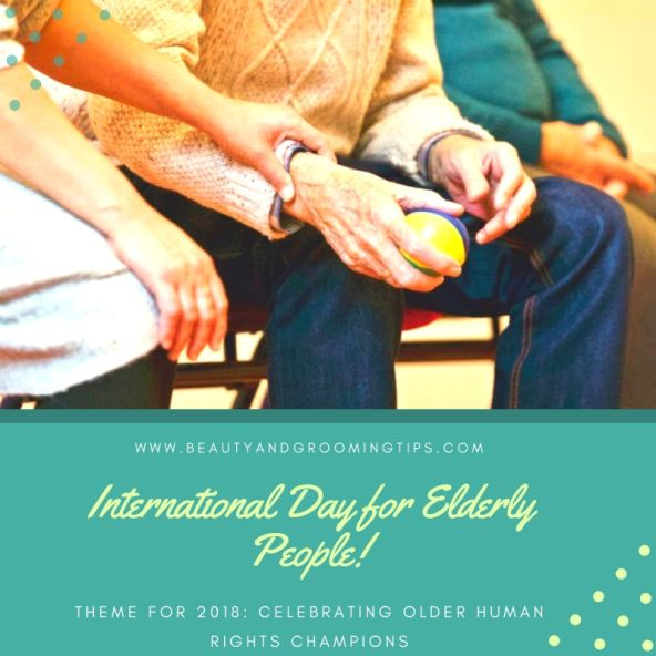 International Day For Elderly People 2018