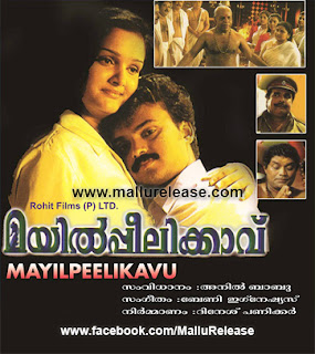 mayilpeelikkavu, mayilpeelikkavu song, mayilpeelikkavu full movie, mayilpeelikkavu story, mayilpeelikkavu malayalam movie songs, mallurelease