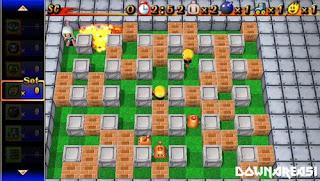 Bomberman Cso ukuran 70mb