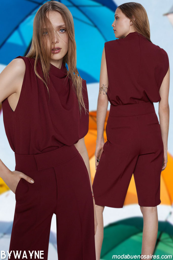 ropa de moda mujer primavera verano 2021