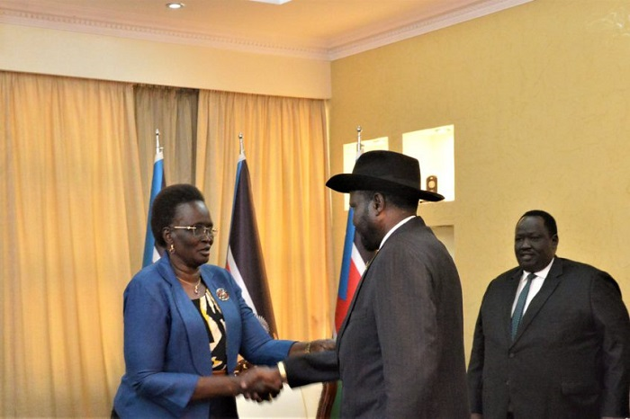 Minister Of Water In South Sudan Images