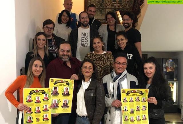 Veinticuatro aspirantes desfilarán en las Galas del Carnaval de Los Llanos de Aridane para alzarse con los premios a la Mejor Fantasía