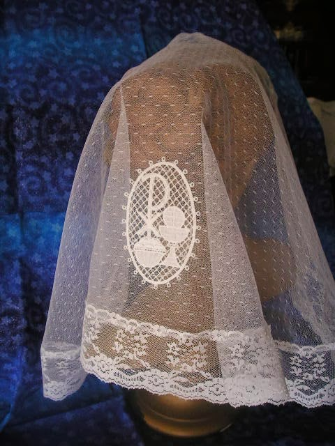 Loving Mantillas First Holy Communion Veils Now