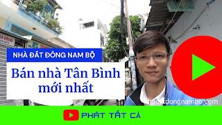Bán nhà quận Tân Bình