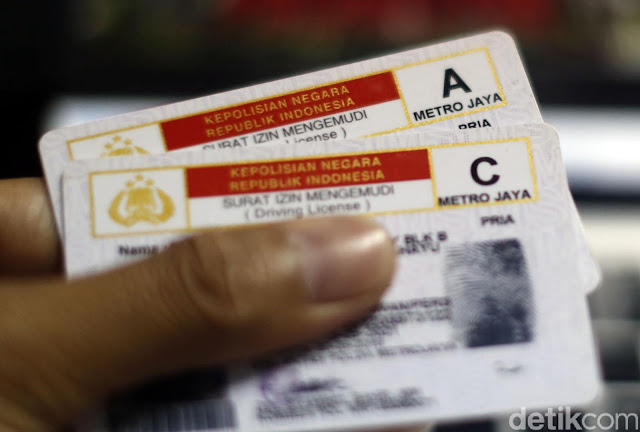 PKS Usul SIM Seumur Hidup, Ini Kata Mabes Polri