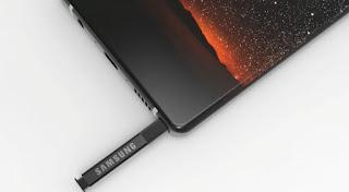 Ulasan Singkat Samsung Galaxy Note 9