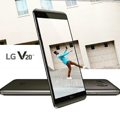 """LG V20 Goes Official; 5.7"""" QHD Primary Display + 2.1"""" Secondary Panel, 16MP+8MP Main Cameras"""