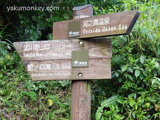Onoaida trail