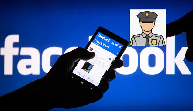 احذر من فيسبوك فانه يراقبك !