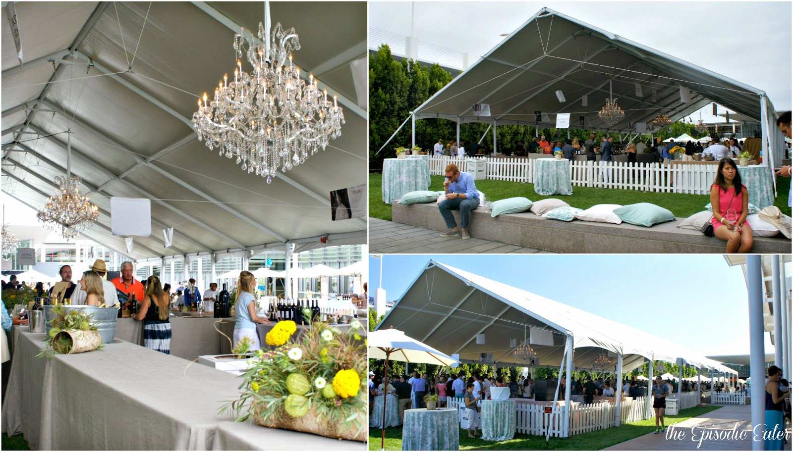 Newport Beach Wine Food Festival Ca 1 On The Episodic