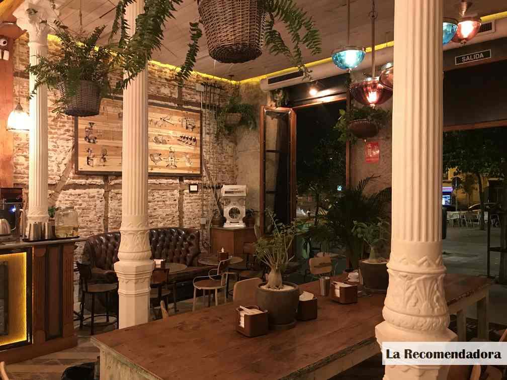 Café del Art en Madrid