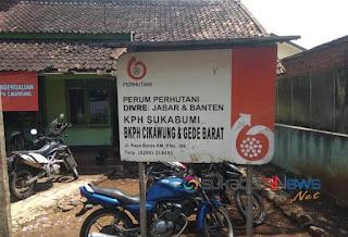 *Kantor BKPH KPH Sukabumi+