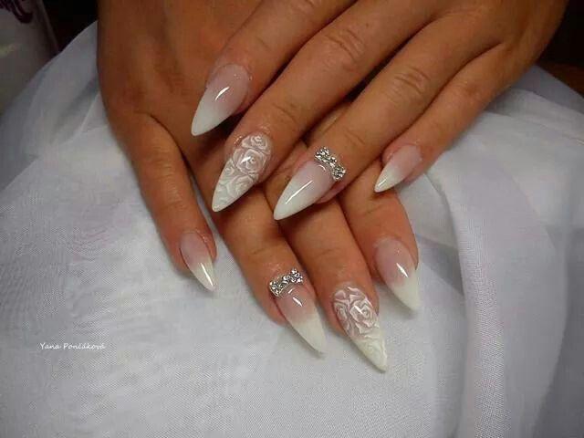 Nails By Alea Babyboomer Nails Modele De Unghii Babyboomer