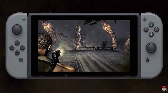 Game Resident Evil 5 & 6 Rilis Musim Gugur Ini di Nintendo Switch