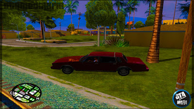 GTA San Andreas V Graphics Mod 2021 For Low End PC