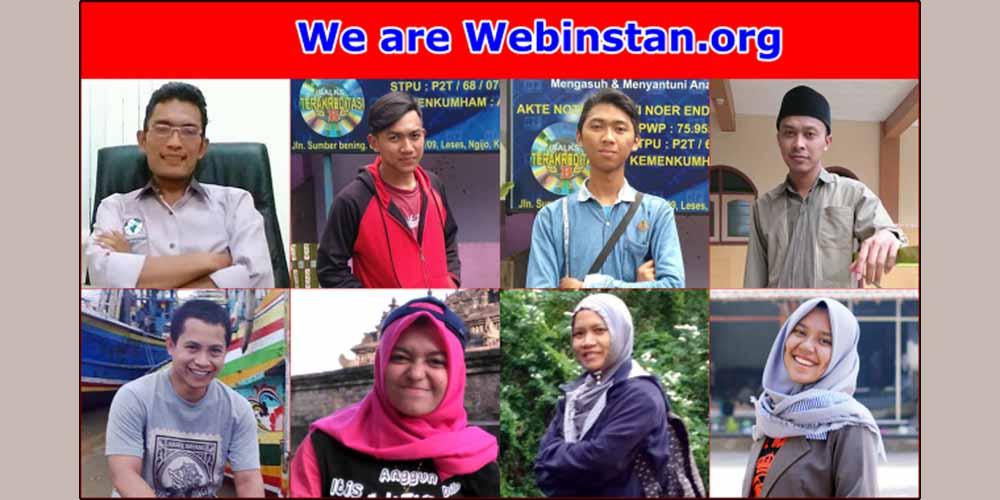 Webinstan.org | Web Instan Indonesia | Pelatihan dan Pembuatan Web Instan Interaktif Mobile Sehari Jadi dan Langsung Online hanya menggunakan HP Android