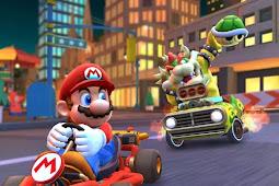 Mario Kart Tour Game Balap yang Menarik